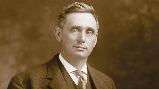 Louis Brandeis: The patron saint of privacy laws