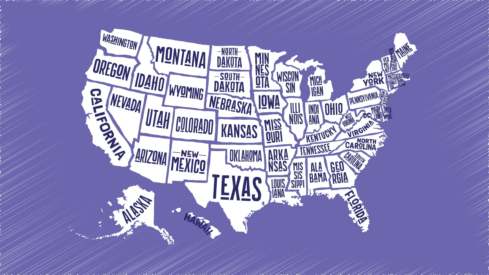The Great Big List of Data Privacy Laws by State